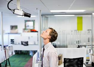 Potencializar seguridad en las instalaciones de empresas