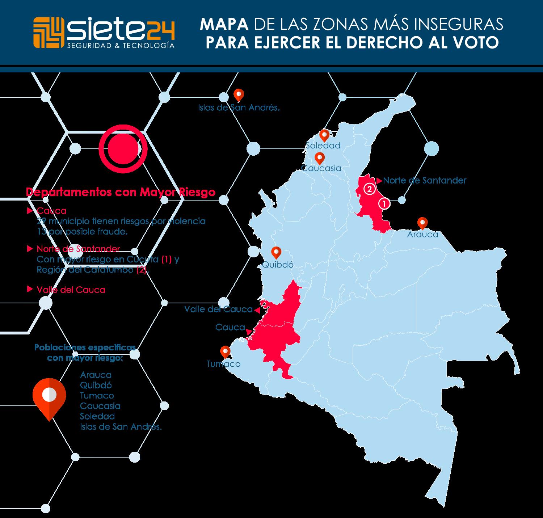 Mapa blo elecciones 2019