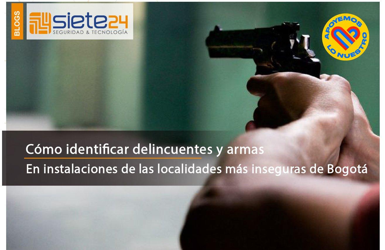 Portada identificar armas