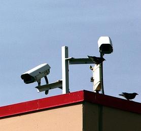 5 beneficios de contratar seguridad privada - camara cctv